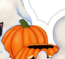 Halloween Friends Sticker