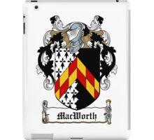 MacWorth  iPad Case/Skin