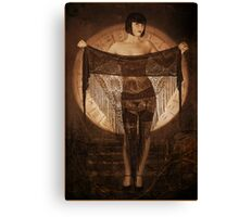 The Witching Hour Canvas Print
