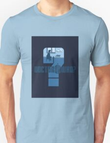 Dr Who? Unisex T-Shirt