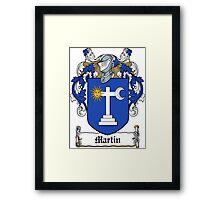 Martin (Galway) Framed Print