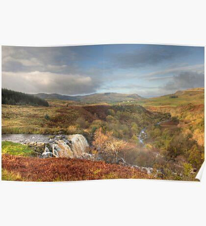 Scottish Landscape Poster