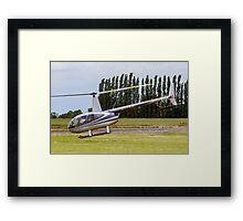 Robinson R44 Astro G-FABI Framed Print