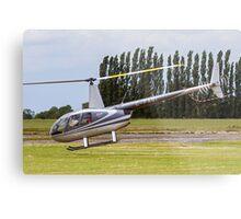 Robinson R44 Astro G-FABI Metal Print