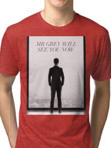 Fifty shades of Grey Tri-blend T-Shirt