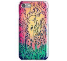 doodle jak iPhone Case/Skin