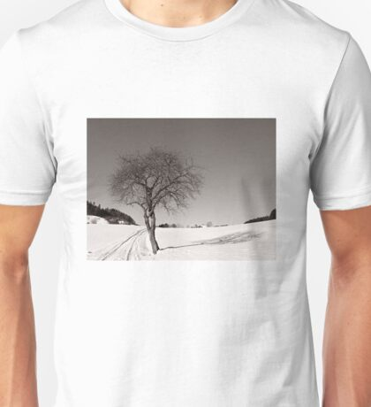 Winter Impressions - afternoon sun light Unisex T-Shirt