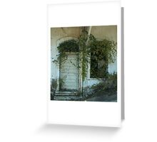LIfe Within Greeting Card
