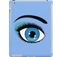 Anime eyes 6 iPad Case/Skin
