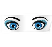 Anime eyes 6 Poster