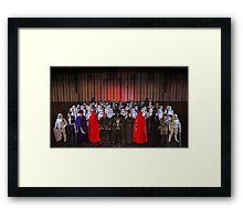 Winter Memorabilia - UK Garrison & Rebel Legion Framed Print