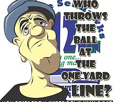 Who Throws The Ball At The One Yard Line? - #2 by MontanaJack