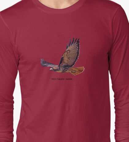 Red-Tailed Hawk Tee 3 T-Shirt
