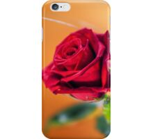 Red Rose of Love iPhone Case/Skin