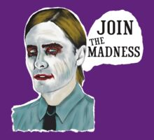 Join the madness - Jocker - Jared Leto by olgapanteleyeva