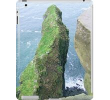 Cliffs of Moher in Ireland iPad Case/Skin
