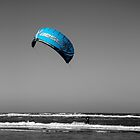 Kitesurfing by Roger Green