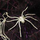 Spider Jewelry by Tammy F