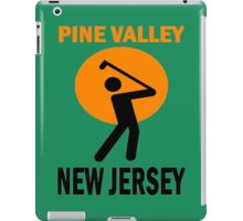 PINE VALLEY, NJ iPad Case/Skin