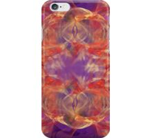 Organza and Silk - Fractal Art iPhone Case/Skin