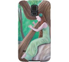 The Harpist and the Tree Samsung Galaxy Case/Skin