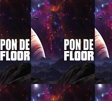 PON DE FLOOR by Indayahlove