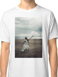 windy day Classic T-Shirt