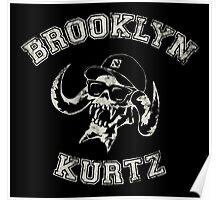 Brooklyn Clinkz White Dota 2 Poster