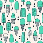 Ice Cream Season - Bright by Andrea Lauren by Andrea Lauren