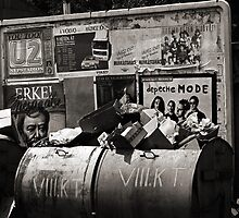 U2 vs Depeche Mode by Mikhail Palinchak