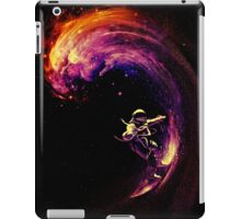 Space Surfing iPad Case/Skin