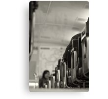 Trained Canvas Print