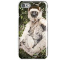The sifaka will see you now iPhone Case/Skin