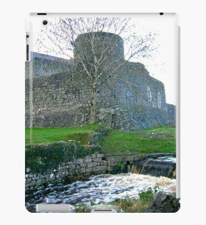 Castle in Athenry Ireland iPad Case/Skin