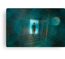 The tunnel . . . Part 2.   Canvas Print