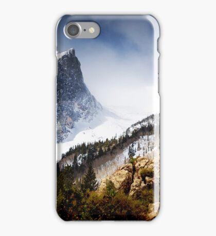 Winter's Valley iPhone Case/Skin