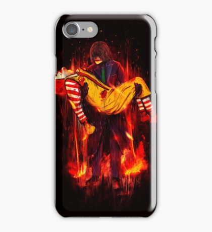 This Is Not a Joke! iPhone Case/Skin