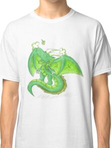 St. Patrick's Day Dragon Classic T-Shirt