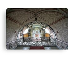 The Italian Chapel, Orkney Canvas Print