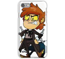 Bipper Pines Gravity Falls iPhone Case/Skin