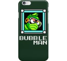 Bubbleman iPhone Case/Skin