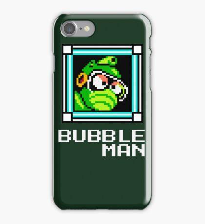 Bubbleman iPhone Case/Skin