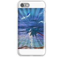 The last rays iPhone Case/Skin