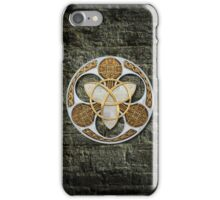 Celtic Trinity Shield iPhone Case/Skin