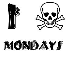 I hate mondays by EsotopoDesign
