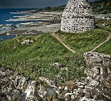 Oast House Coast by Brian Canavan