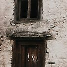 window door wall by artlorn
