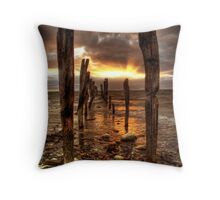 Kangaroo Island Sunrise Throw Pillow