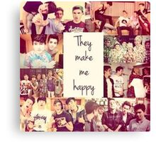 O2L Our 2nd Life Canvas Print