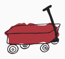 Red Wagon by Wagonator